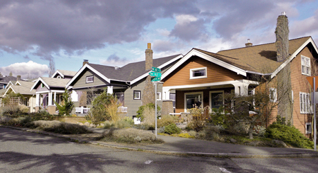 Ballard WA residential home window glass repair and replacement service contractors