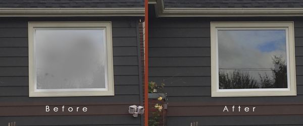 Double Pane Gl Repair Before And After